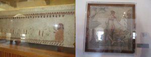 アフロディーテ神殿の博物館