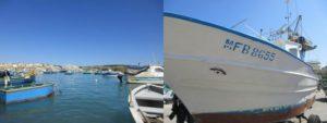 マルタ最大の漁村マルサシュロック