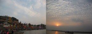 ガンジス河の対岸、「不浄の地」