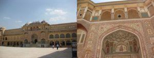 アンベール城 ガネーシャ門