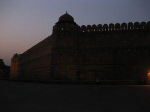 赤い城(赤い砦、レッドフォート)