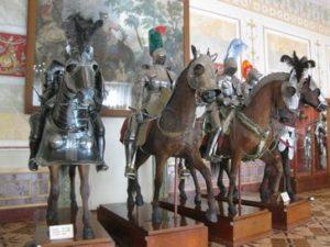 騎士のホール