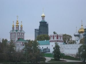 ノヴォデヴィチ女子修道院の建造物群