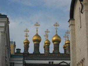パトリアルシー宮殿の屋根