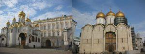 ブラゴヴェシェンスキー大聖堂、ウスペンスキー大聖堂