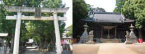 豊川進雄神社