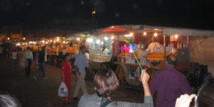 ジャマ・エル・フナ広場