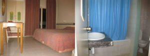 マラケシュのホテル