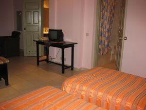 エルフードのホテル