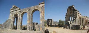 ヴォルビリス考古遺跡