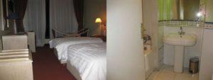 オウムリルホテル ラバト