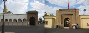 ラバトの王宮