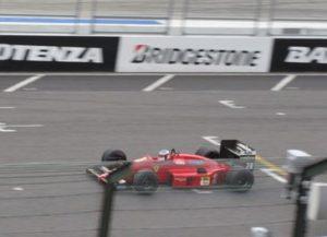 フェラーリ対決