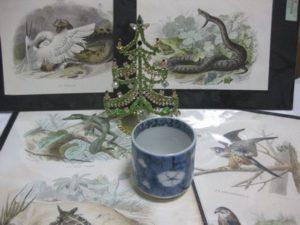 名古屋骨董祭の戦利品