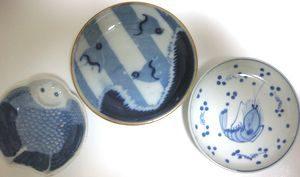 小皿と豆皿