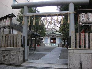 御津宮(御津八幡宮)