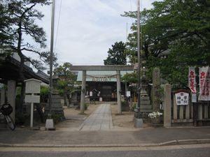 七尾天神社