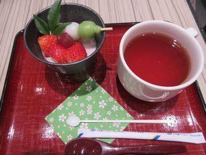 歌舞伎茶屋で一休み