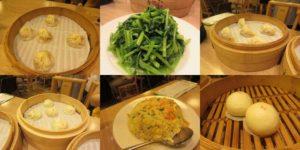 ディンタイフォン(鼎泰豐)で夕食