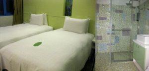 リズホテル(俐仕商旅)のお部屋