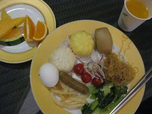 リズホテル(俐仕商旅)の朝食