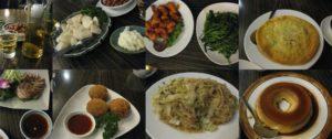 「青葉」の台湾料理