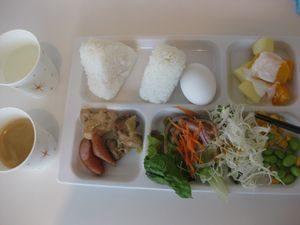 コンフォートホテル成田の朝食