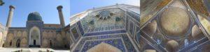 グル・アミール廟(アミール・ティムール廟)