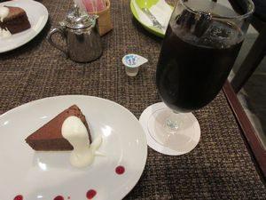 「青山望」のケーキセット