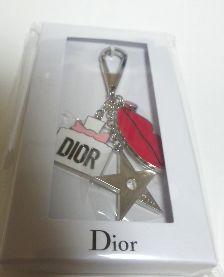 Diorのチャーム