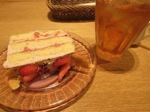 「Afternoon Tea」のナイトティーセット