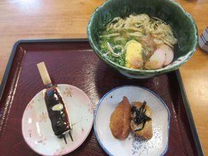「鰻 カドヤ」で昼食