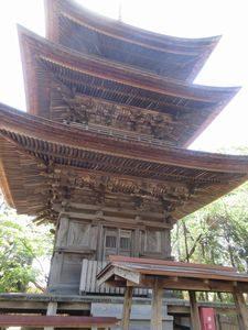 三明寺(豊川弁財天)