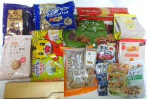 正栄食品工業(8079)の株主優待品