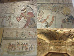 ラムセス9世のお墓