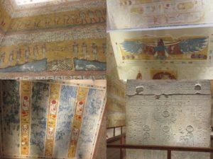 ラムセス4世のお墓