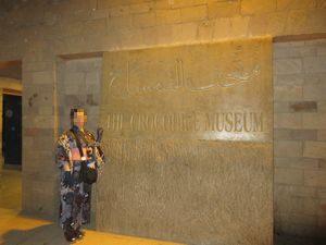 コム・オンボ神殿 博物館