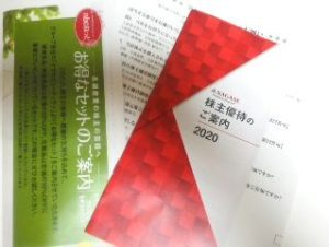 長瀬産業(8012)の株主優待案内