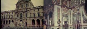 ルーブル美術館とベルサイユ宮殿